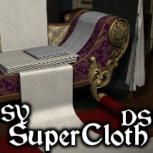 SY SuperCloth DS 3D Models SickleYield