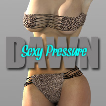 Sexy Pressure for Dawn 3D Figure Assets powerage
