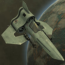 Fighter Spaceship 3D Models coflek-gnorg