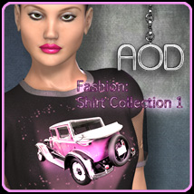Fashion: Shirt Collection 1 Clothing Themed ArtOfDreams