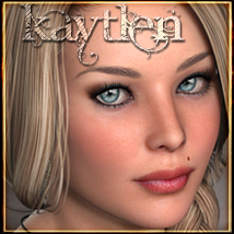 MDD Kaytlen for V4.2 3D Figure Essentials Maddelirium