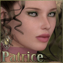 SASE Patrice for V4 Themed Characters Seven