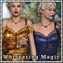 Whispering Magic Themed Clothing sandra_bonello