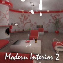 AJ Modern Interior 2 Props/Scenes/Architecture Themed -AppleJack-