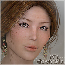 SV Dawn Skin Themed Characters Sveva