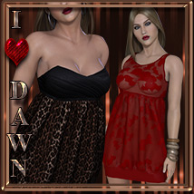 I Love Dawn 3D Figure Essentials catatonia72