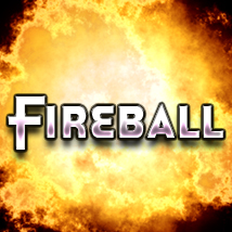 Fireball Special Effects Elements 2D Graphics TheToyman