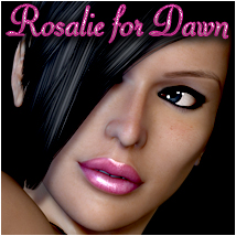 Rosalie for Dawn 3D Figure Essentials nikisatez