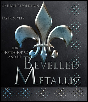 Bevelled Metallic 2D And/Or Merchant Resources antje