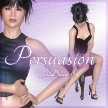 Persuasion For Dawn Poses/Expressions Software Themed lunchlady