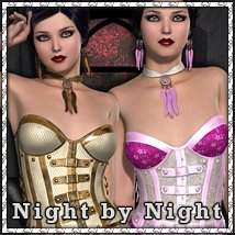 Night by Night Clothing Themed sandra_bonello
