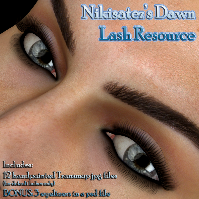 Nikisatez's Lash Resource for Dawn