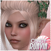 Candy Ruavia Hair Themed Sveva