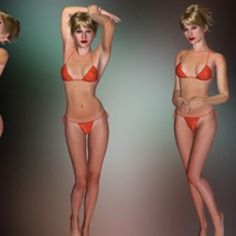 Standing Poses for Dawn image 5