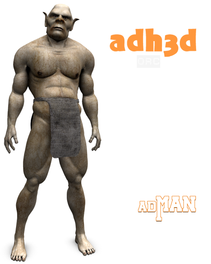 Orc for adman