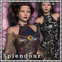 Splendour Clothing Themed sandra_bonello