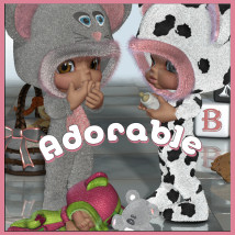 Adorable Accessories Clothing Themed JudibugDesigns