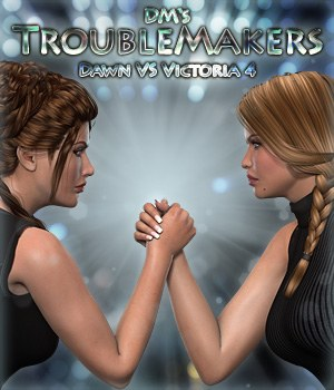 DM's TroubleMakers Poses/Expressions Props/Scenes/Architecture Software Themed Danie