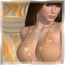Selection for Happy Hour II Themed Clothing Romantic-3D