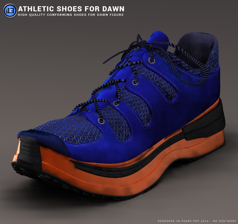 i13 Athletic Shoes DAWN