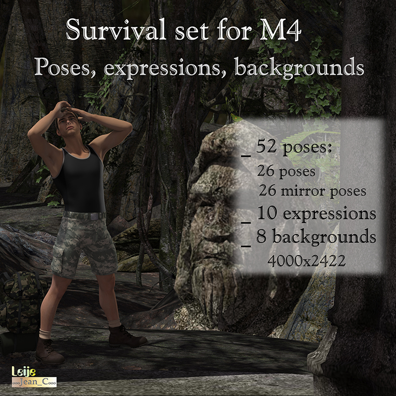 Survival set for M4