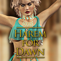 Harem for Dawn 3D Figure Assets 3D Models powerage