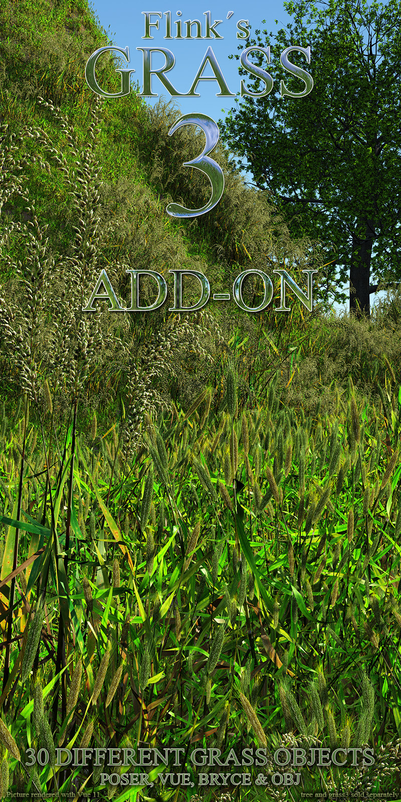 Flinks Grass 3 - Add-on