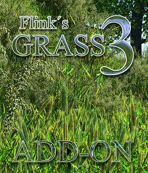 Flinks Grass 3 - Add-on 3D Models Flink