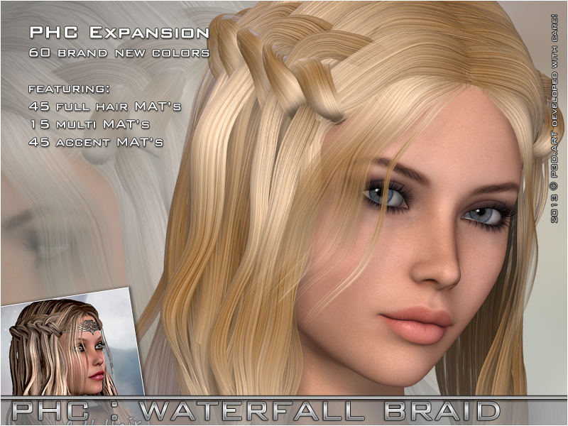 PHC : Waterfall Braid