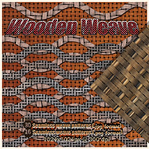 Wooden Weave 2D And/Or Merchant Resources RajRaja
