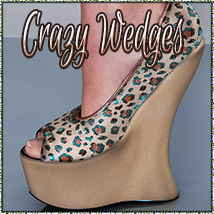 NYC Collection: Crazy Wedges 3D Figure Essentials 3DSublimeProductions