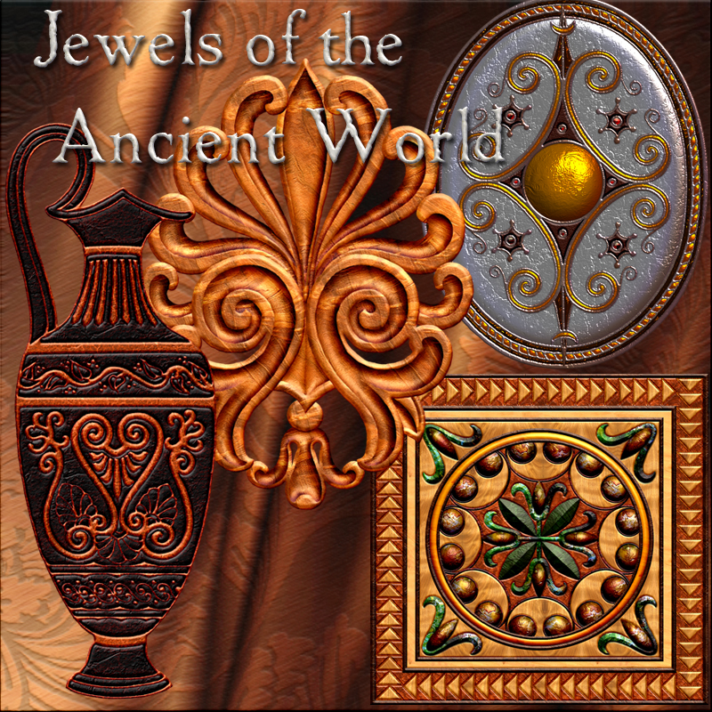 Harvest Moons Jewels of the Ancient World