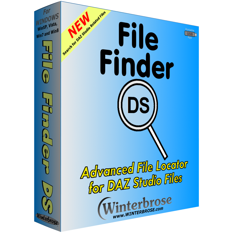 File Finder DS for Windows