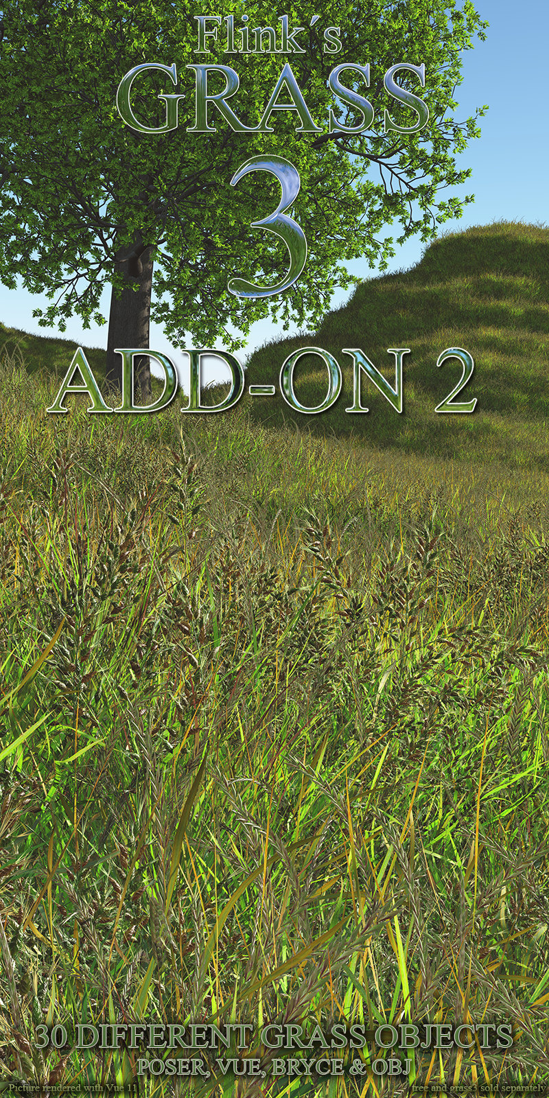 Flinks Grass 3 - Add-on 2