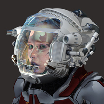 MS13 Search Helmet 3D Figure Essentials London224