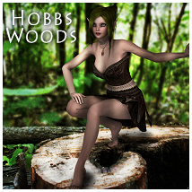 Hobbs Woods Backgrounds 3D Models 2D Propschick