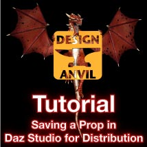 DA Tutorial Daz Prop Distribution Tutorials Razor42
