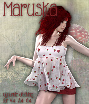 Maruska Themed Software Footwear Clothing Tipol