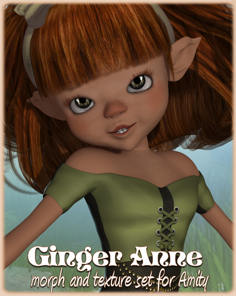 Ginger Anne
