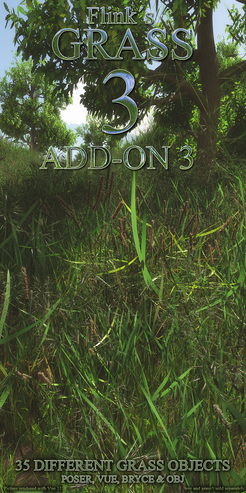 Flinks Grass 3 - Add-on 3