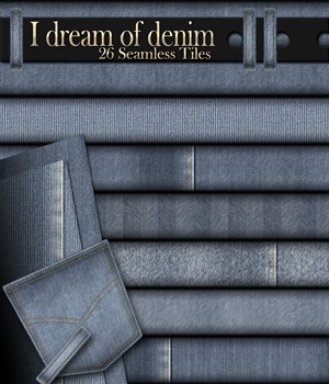 LTS~I Dream of Denim 2D Graphics Merchant Resources Tergiet