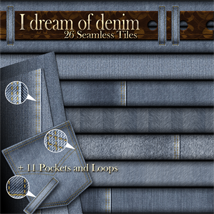 LTS~I Dream of Denim 2D And/Or Merchant Resources Tergiet