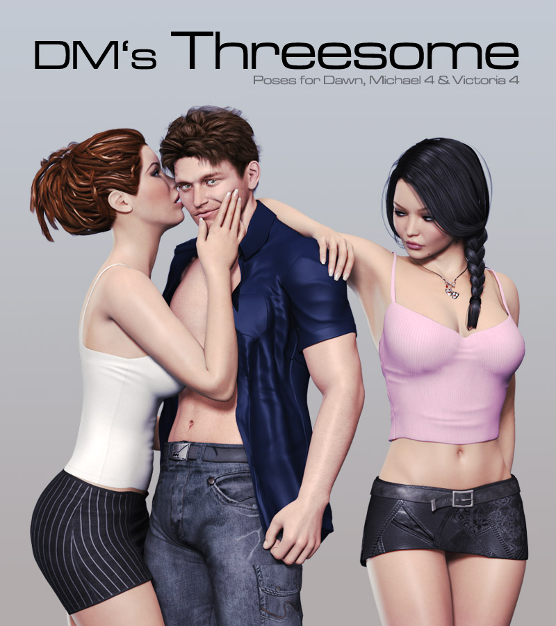 DMs Threesome