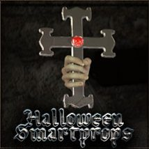 Halloween Smartprops Themed Props/Scenes/Architecture Poses/Expressions 3-d-c