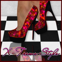 X-Treme Style: Sexy Pumps for Dawn  BitterSweet