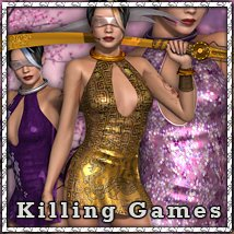 Killing Games Themed Clothing sandra_bonello
