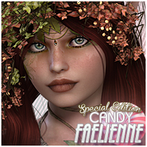 Special Edition: Candy Faelienne Hair Themed Sveva