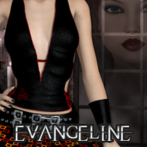 Evangeline 3D Figure Essentials Dev0n