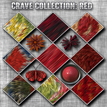 Crave Collection: Red 2D And/Or Merchant Resources hotlilme74