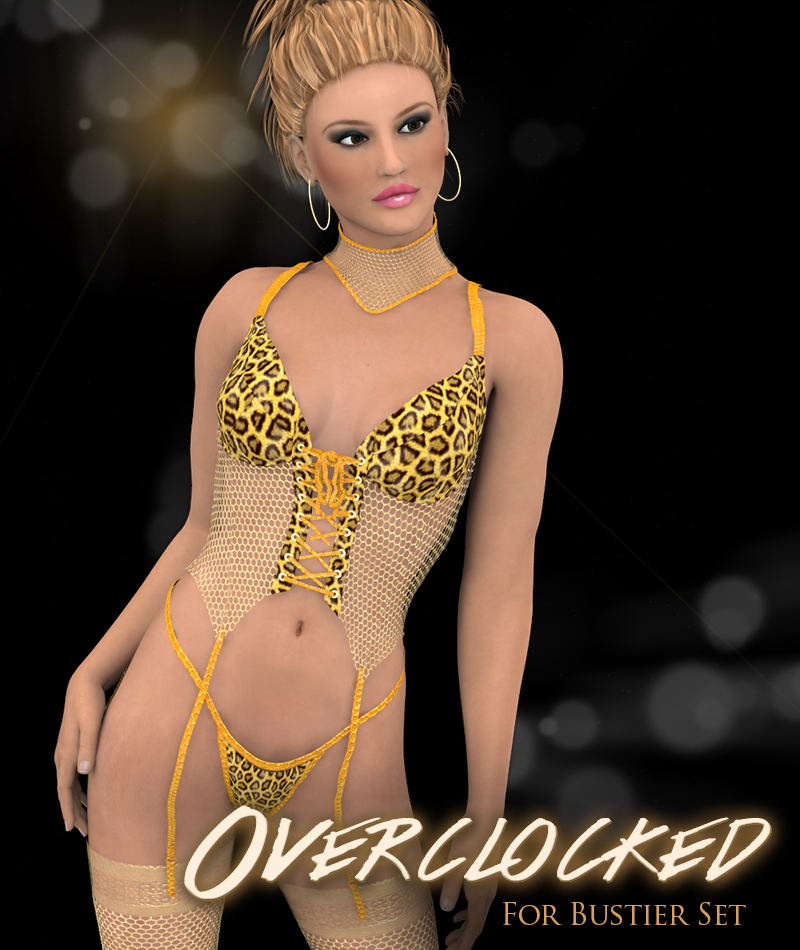 Overclocked for Bustier Set